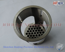 Steel material Customized made CNC Precision turning machining parts