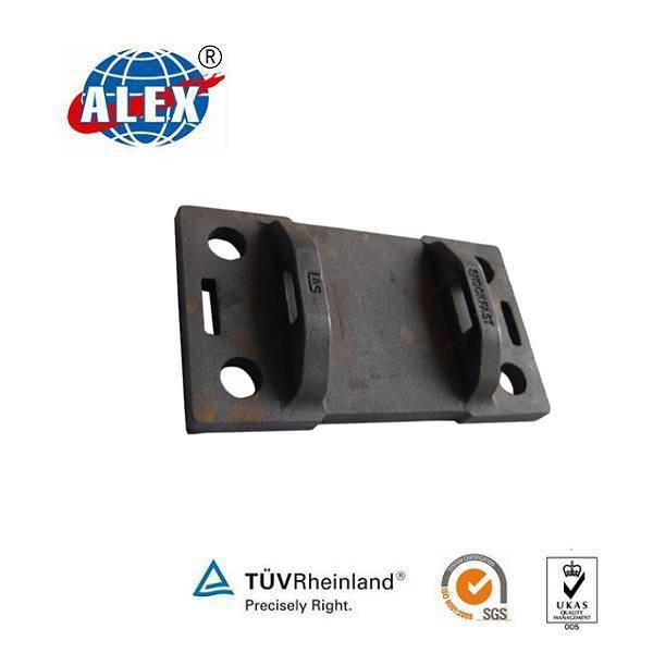 Turnout Plate for UIC 60 Rail/Turnout Plate for UIC 54/Turnout Plate for UIC 60