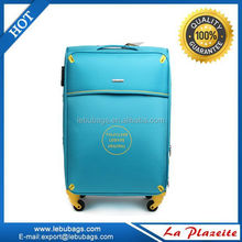 2015 newest desigh trolley case suitcase luggage travel bags matching color spare parts