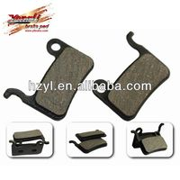 good braking ability brake pads 90cc dirt bike parts
