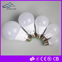 Manufactory price closet lighting 7w new led bulb,rgb christmas led light