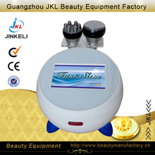 Guangzhou manufactuer portable mini ultrasonic rf cavitation slimming machine/home use cavitation
