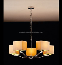 modern luxury hotel hall led chandelier & pendant light decorative commercial LED hanging lights