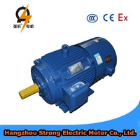 YVF three phase variable speed control governor ac 3hp electric motor