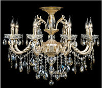 Classic europe crystal chandelier MD8731-L8