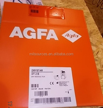 Agfa DT2B 14x17 x-ray film/ Agfa DM2B/ 14x17Xray Medical Dry Laser X-ray Imaging Film compatible Fuji