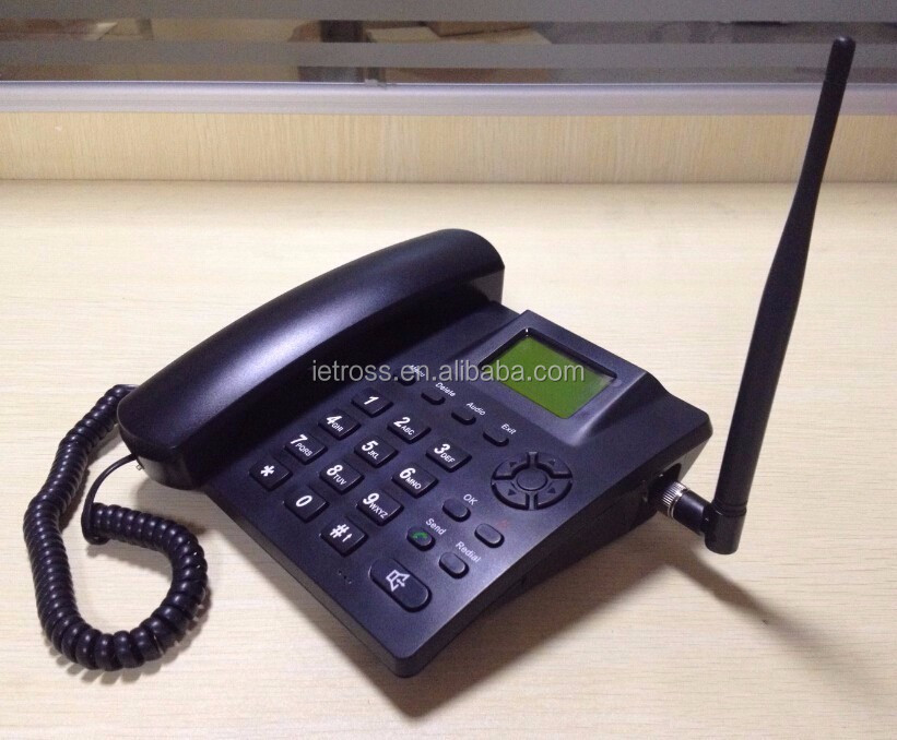 Etross 6188W GSM 3G Wireless home phone WCDMA