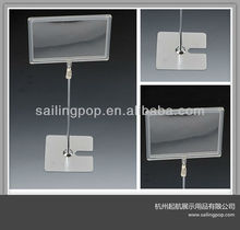Table Top ABS Plastic Poster frame Stand