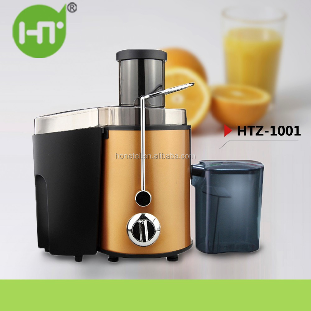 1001 400W 2015 New Latest Low Power Consumption High Efficiency Electric Kitchen Stainless Steel Juicer Extractor