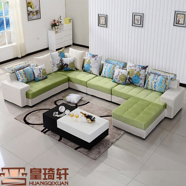 european style living room sofa modern sofa set cheaper cloth sofa