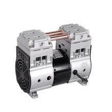 High Quality Self Priming Oil-free Motor Rotary Vane Vacuum Pump