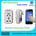 China supplier smart home automation products,wifi controlled wall plugs