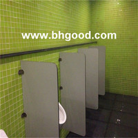 toilet urinal partition; male toilet partition; compact hpl urinal divider