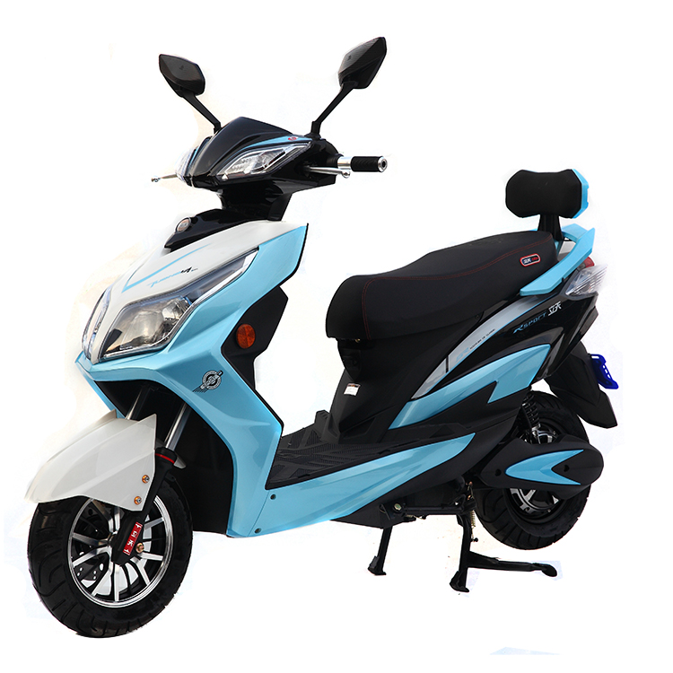 High Quality Cheap Price 600W 60V 20Ah Electric Motorcycle Adult