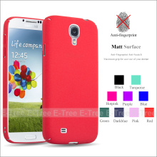 Full Cover Ultra Slim Forsted hard PC Matt Colorful Phone Case Back Cover For Samsung Galaxy S4/ S4 Mini