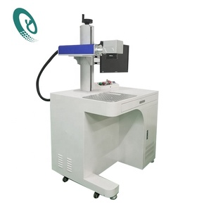 Factory Good Price Air Cooling MOPA JPT M6 30W Partial Plastic Metal Fiber Laser Marking Machine Price For Sale