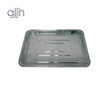 Your best selection full size disposable aluminum foil food service container