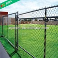6 feet PVC coated chain link fence