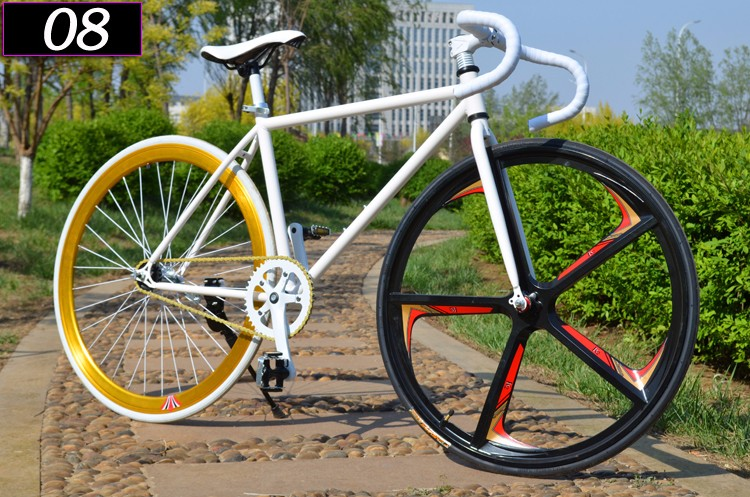700C Classic fixed gear bicycle/OEM fixie bikes single speed steel fixed gear bikes KB-FA294