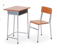 School Furniture Price Suppliers Single School Desk and Chair for Mid-east market