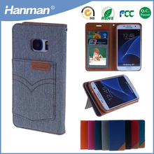 Low price unique design cellular phone cover for samsung a7100