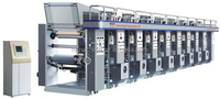 Rotogravure Printing Machine Price