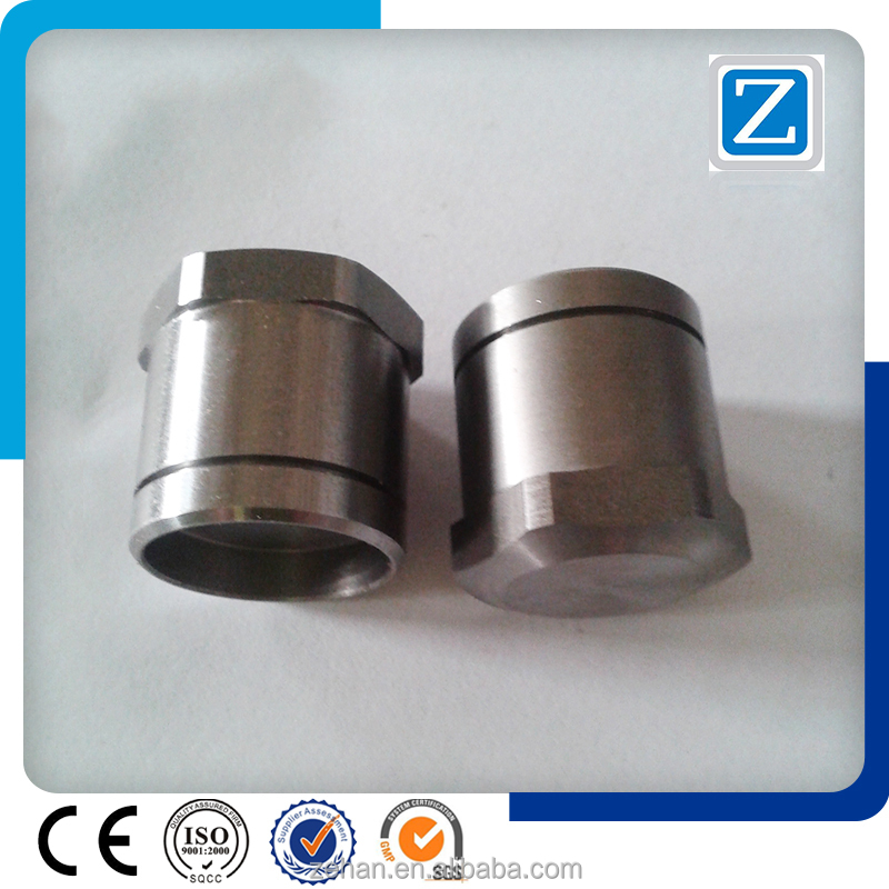 QZM-822 Precision Turned CNC Machining Cold Heading Steel Parts
