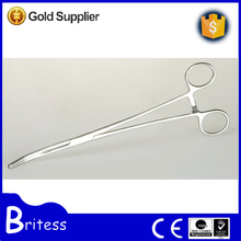 Medical uterine dressing forceps/Surgical uterine dressing forceps/Gynecology uterine dressing forceps