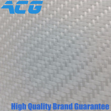 3K white Carbon fiber Fabric/Cloth