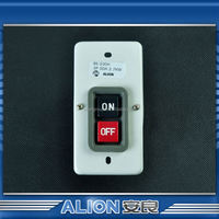 electric switch, high power motor switch, push botton remote control switch