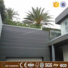 COOWIN wood plastic composite exterior wall panels