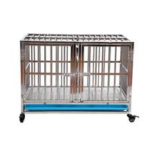 Multilayer Flexible Modular Folding Heavy Duty Xxxl Stainless Steel Dog Cage