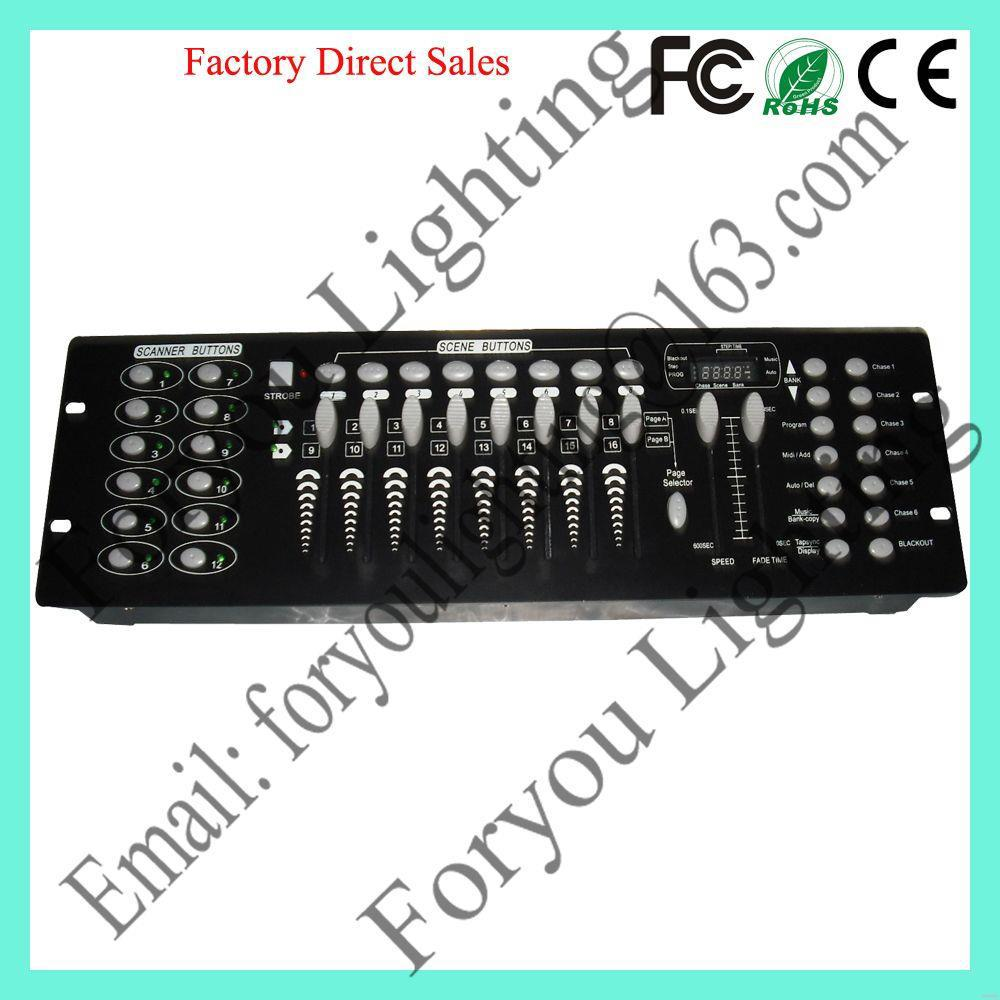 2015 quality classical 192 dmx lighting controller