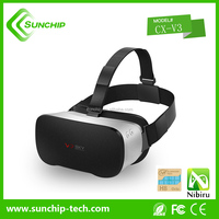 Good sale touch pad vr sky 3d vr all in one headset