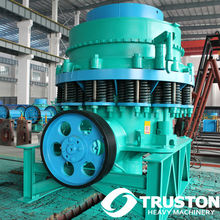 1250 to 1900 tph 7 feet Standard Head Extral Coarse Type Symons Spring Cone Crusher