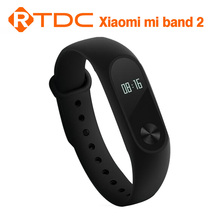 Original Xiaomi Mi Band 2 Miband 2 Heart Rate Sensor Smart Passometer Fitness Tracker