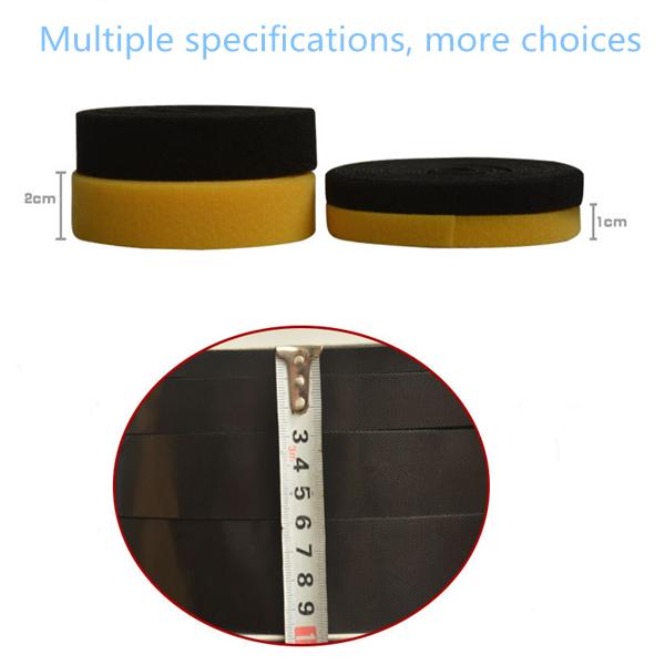 Dernières nouveautés sur vente adhésif crochet et boucle chaussures sangle réglable boucle