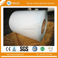 Color coated steel coil PPGI is suitable for building houses