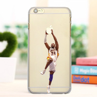 Jordan factory custom print basketball nba team sport star soft tpu mobile phone case for iphone / for samsung