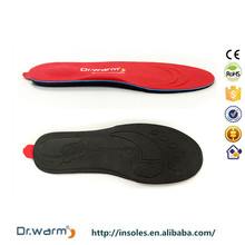 Dr.warm shoes insole hard plastic high heel insole ,waterproof shoes insole