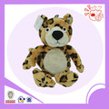 animal soft doll plush stuffed tiger type toys cartoon toys
