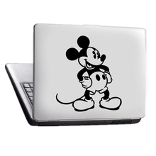 Wholesale Cheap Custom Logo Printing Transparent Removable Home Decor Vinyl Laptop Sticker