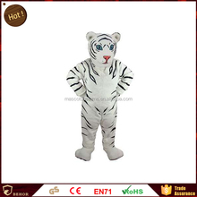 Factory in Beijing China good quality tiger cubs pretty cartoon character mascot costumes