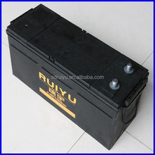 High qualified lead acid battery MF Battery 12V 250AH