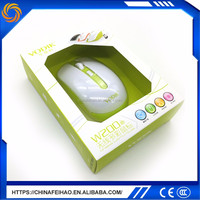 Sales made in china custom gaming usb mini wireless optical mouse