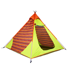 3-4 Person Indian Pyramid Camping Tent For Sale
