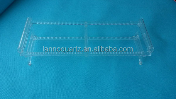 Special Wholesale transparent clear quartz boat