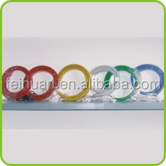 Popular colorful 12v led rope light 13mm