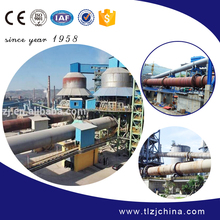 High efficiency activated carbon manufacturing equipment rotary kiln for sale