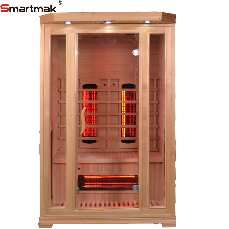 New traditional mini sauna room dry with Starlight